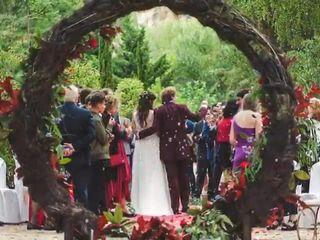 La boda de Alejandro  y África 3