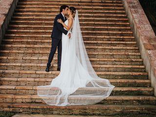 La boda de Cristina y Adrià