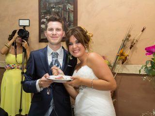 La boda de Miriam y Jairo