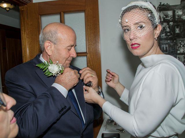 La boda de Javier y Silvia en San Lorenzo De El Escorial, Madrid 10