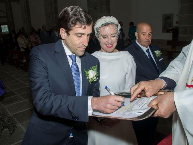 La boda de Javier y Silvia en San Lorenzo De El Escorial, Madrid 15