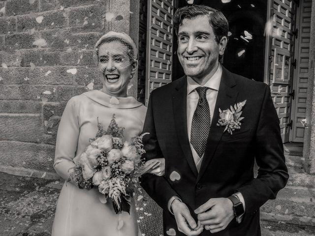 La boda de Javier y Silvia en San Lorenzo De El Escorial, Madrid 17
