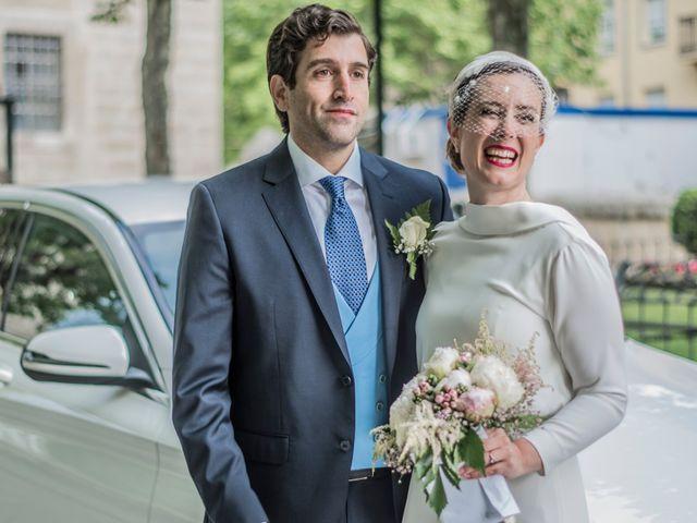 La boda de Javier y Silvia en San Lorenzo De El Escorial, Madrid 18