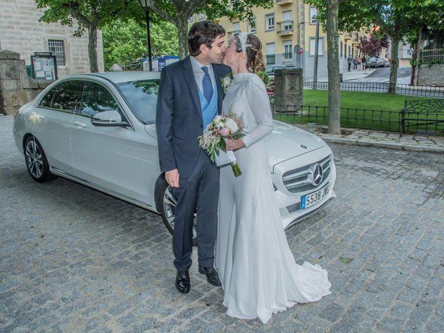 La boda de Javier y Silvia en San Lorenzo De El Escorial, Madrid 20