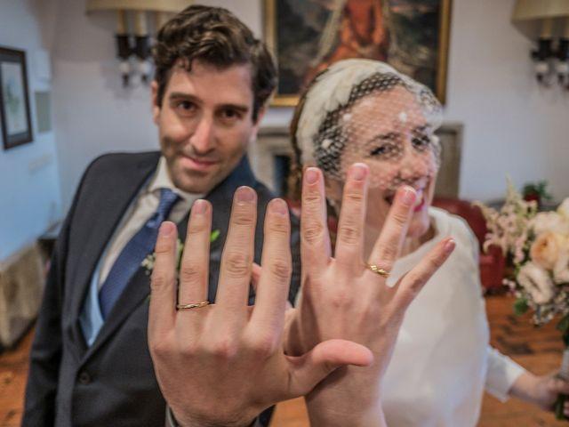 La boda de Javier y Silvia en San Lorenzo De El Escorial, Madrid 21