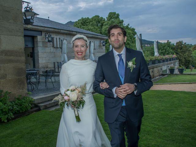 La boda de Javier y Silvia en San Lorenzo De El Escorial, Madrid 24