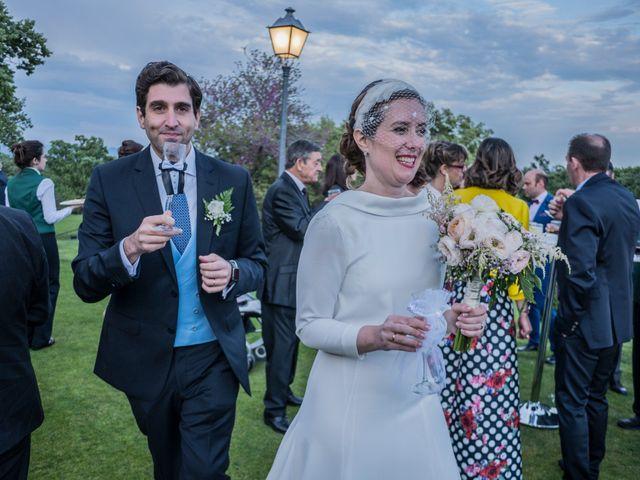 La boda de Javier y Silvia en San Lorenzo De El Escorial, Madrid 25