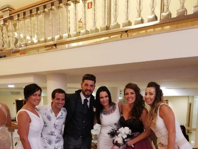 La boda de Mónica Armada Nasarre  y Erick Silva Rodrigues  en La Pineda, Tarragona 6