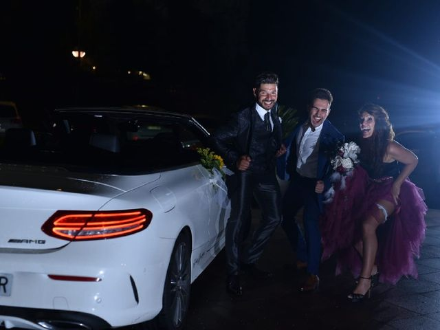 La boda de Mónica Armada Nasarre  y Erick Silva Rodrigues  en La Pineda, Tarragona 1