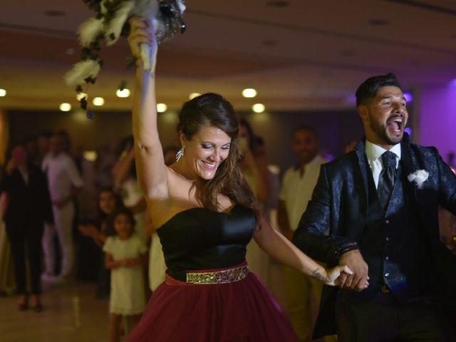 La boda de Mónica Armada Nasarre  y Erick Silva Rodrigues  en La Pineda, Tarragona 2