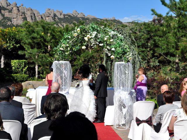 La boda de Marc y Valeria en El Bruc, Barcelona 5