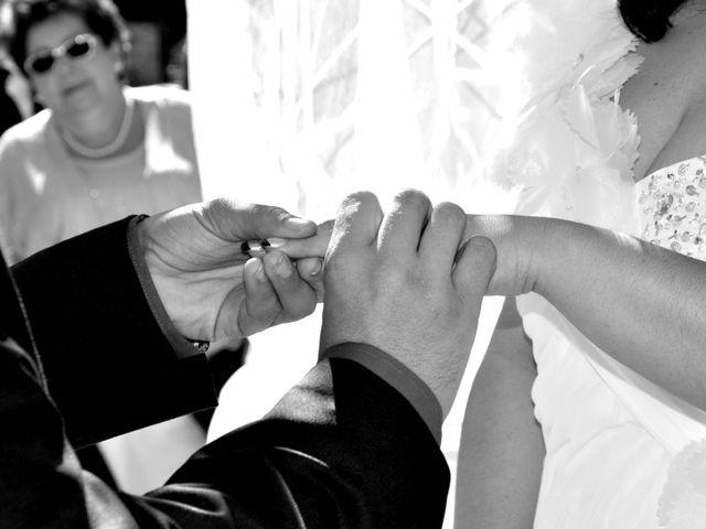 La boda de Marc y Valeria en El Bruc, Barcelona 7