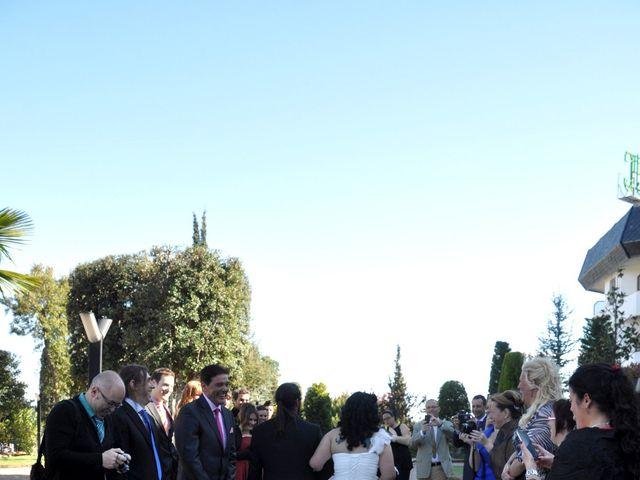 La boda de Marc y Valeria en El Bruc, Barcelona 10
