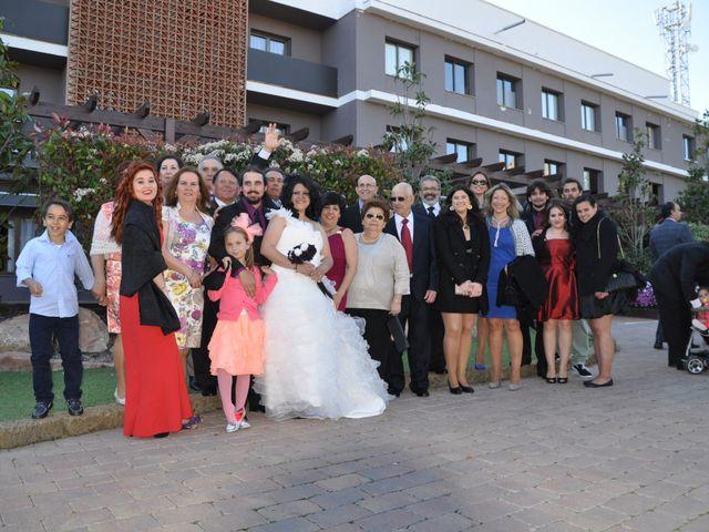 La boda de Marc y Valeria en El Bruc, Barcelona 11
