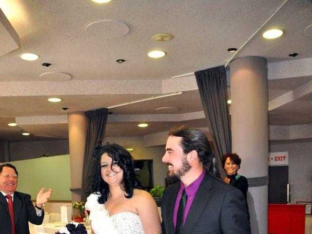 La boda de Marc y Valeria en El Bruc, Barcelona 12