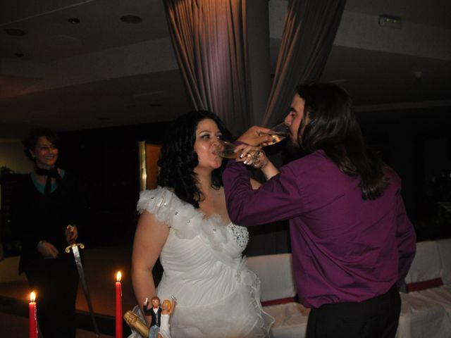 La boda de Marc y Valeria en El Bruc, Barcelona 17