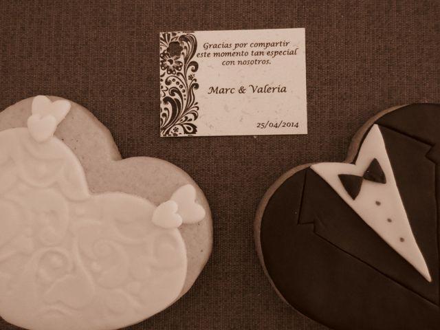La boda de Marc y Valeria en El Bruc, Barcelona 22