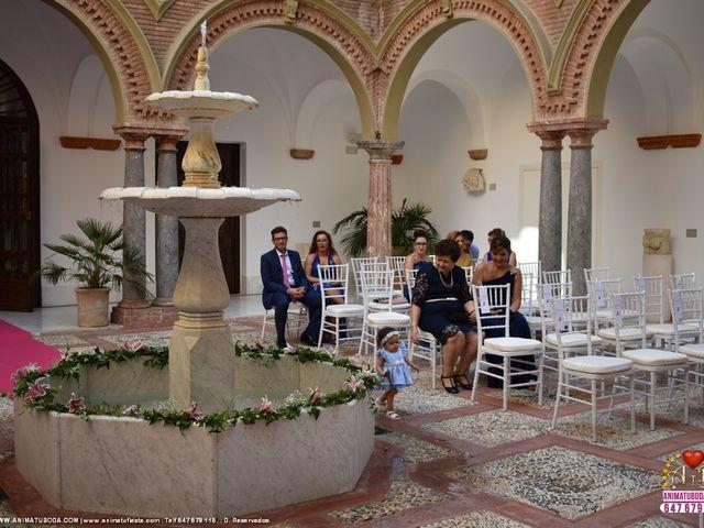 La boda de Francisco   y Carmen  en Lucena, Córdoba 1