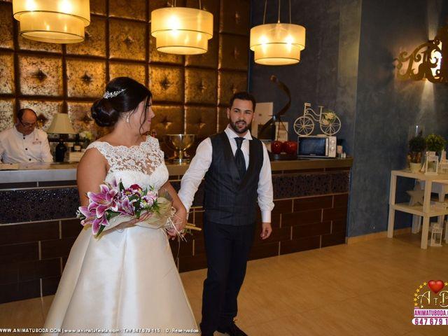 La boda de Francisco   y Carmen  en Lucena, Córdoba 2
