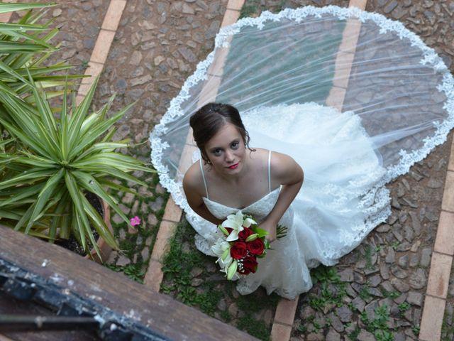 La boda de Marina y José Alejandro