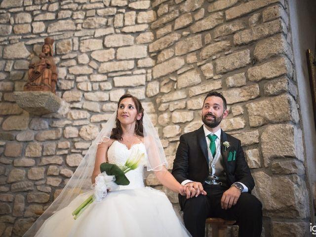 La boda de Carlotta y Pau
