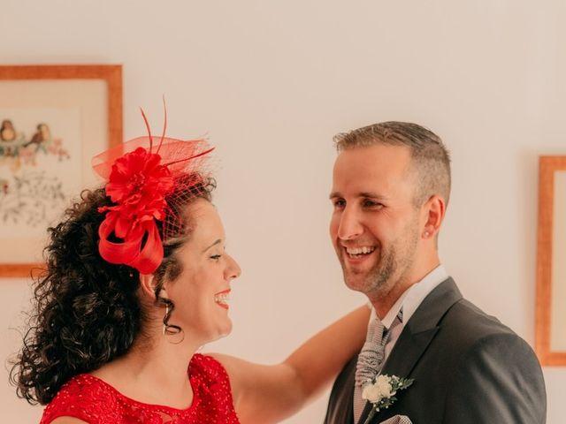 La boda de Pedro y Almudena en Membrilla, Ciudad Real 13