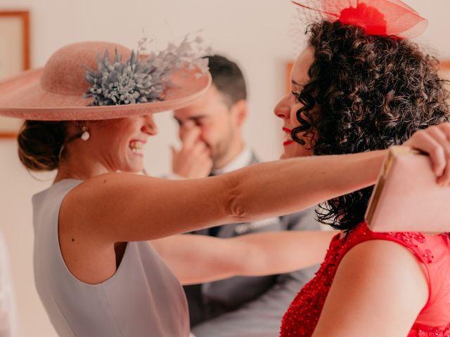La boda de Pedro y Almudena en Membrilla, Ciudad Real 14