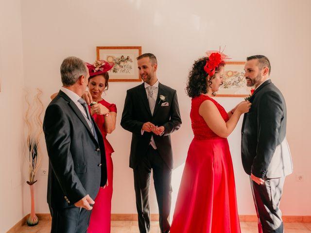 La boda de Pedro y Almudena en Membrilla, Ciudad Real 15
