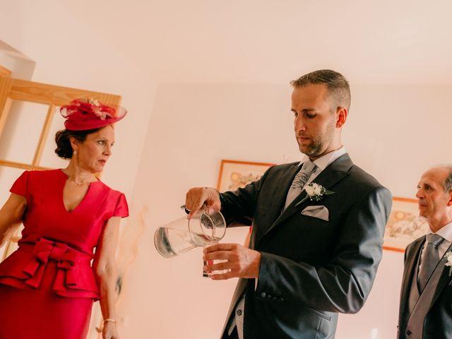 La boda de Pedro y Almudena en Membrilla, Ciudad Real 16