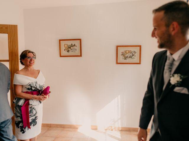 La boda de Pedro y Almudena en Membrilla, Ciudad Real 17