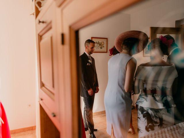 La boda de Pedro y Almudena en Membrilla, Ciudad Real 18