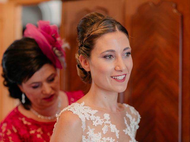 La boda de Pedro y Almudena en Membrilla, Ciudad Real 24