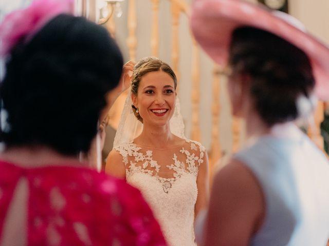 La boda de Pedro y Almudena en Membrilla, Ciudad Real 32