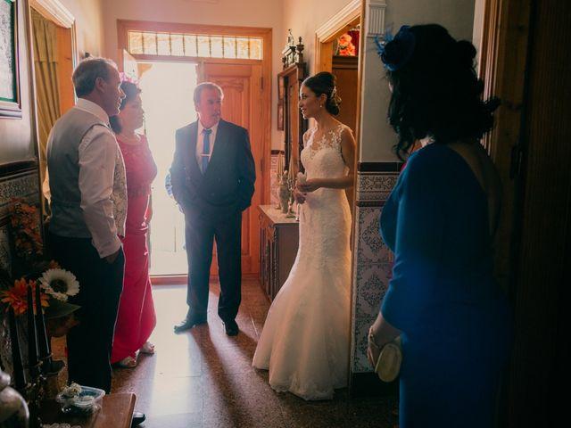 La boda de Pedro y Almudena en Membrilla, Ciudad Real 33