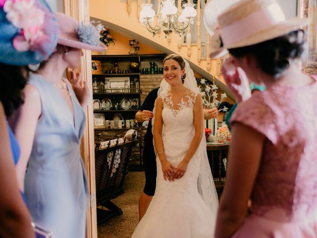 La boda de Pedro y Almudena en Membrilla, Ciudad Real 34