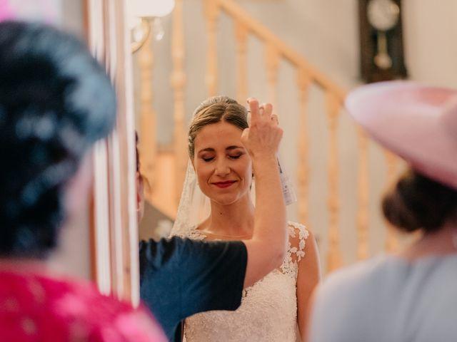 La boda de Pedro y Almudena en Membrilla, Ciudad Real 36