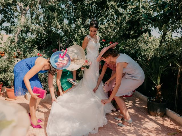 La boda de Pedro y Almudena en Membrilla, Ciudad Real 1