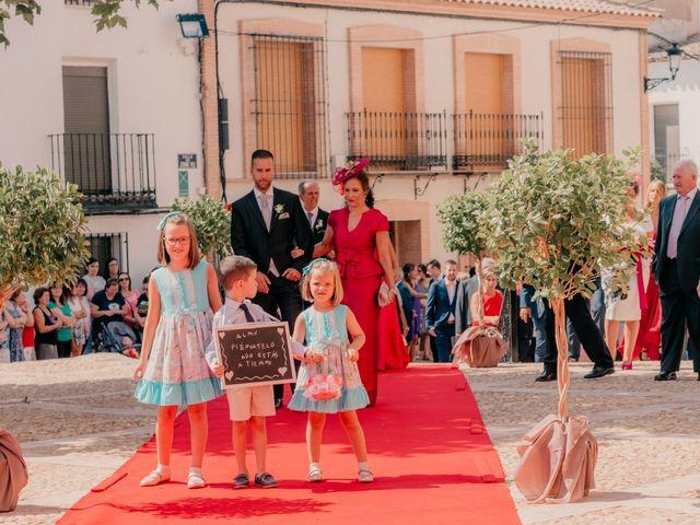 La boda de Pedro y Almudena en Membrilla, Ciudad Real 44