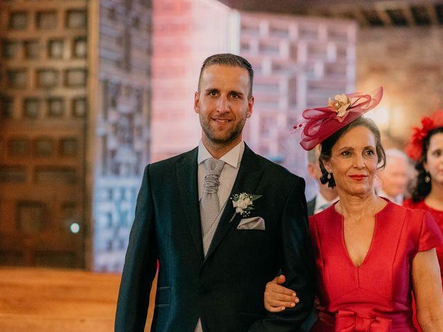 La boda de Pedro y Almudena en Membrilla, Ciudad Real 45
