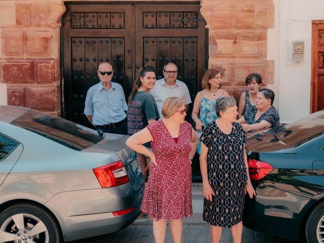 La boda de Pedro y Almudena en Membrilla, Ciudad Real 46