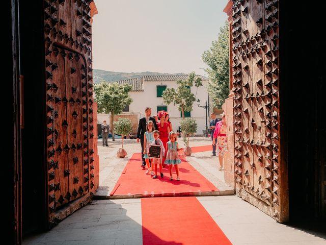 La boda de Pedro y Almudena en Membrilla, Ciudad Real 49