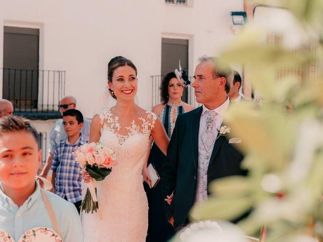 La boda de Pedro y Almudena en Membrilla, Ciudad Real 52