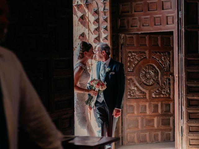 La boda de Pedro y Almudena en Membrilla, Ciudad Real 54