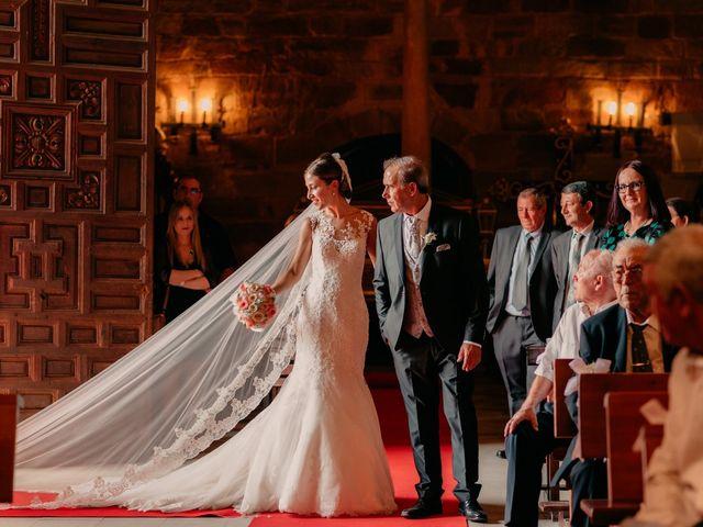 La boda de Pedro y Almudena en Membrilla, Ciudad Real 55