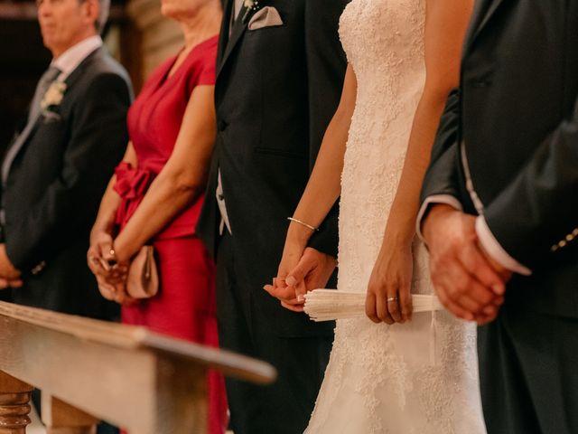 La boda de Pedro y Almudena en Membrilla, Ciudad Real 63