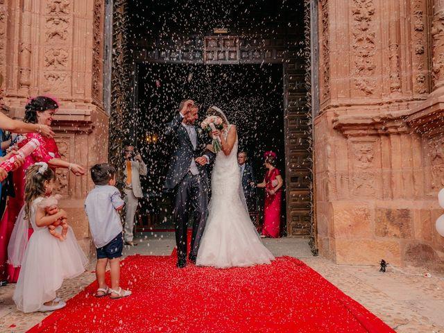 La boda de Pedro y Almudena en Membrilla, Ciudad Real 75