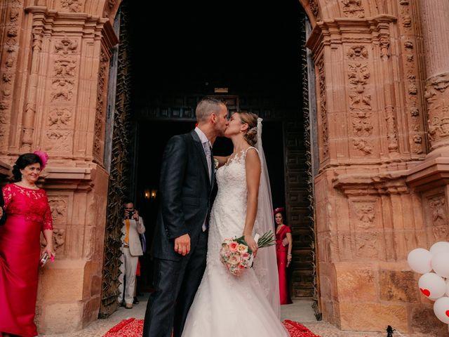 La boda de Pedro y Almudena en Membrilla, Ciudad Real 77