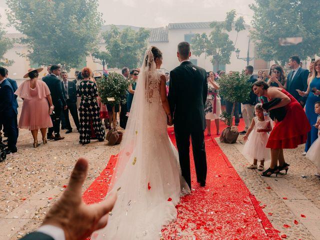 La boda de Pedro y Almudena en Membrilla, Ciudad Real 78