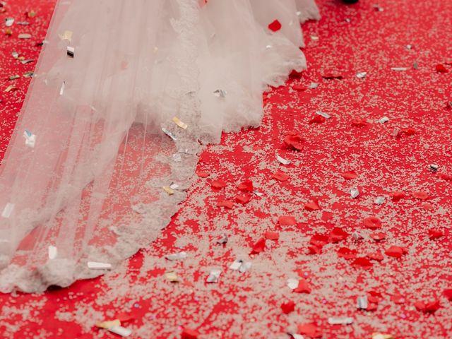 La boda de Pedro y Almudena en Membrilla, Ciudad Real 79