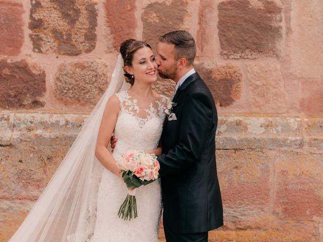 La boda de Pedro y Almudena en Membrilla, Ciudad Real 83